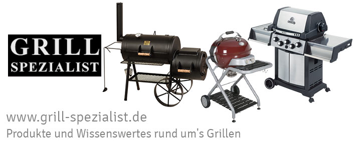 Produkte und Wissenswertes rund um's Grillen