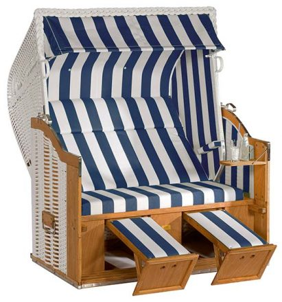 Strandkorb 2-Sitzer XL