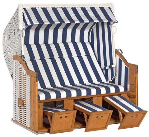Strandkorb 3-Sitzer